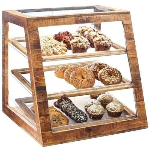 Custom Display Cases for Convenience Stores
