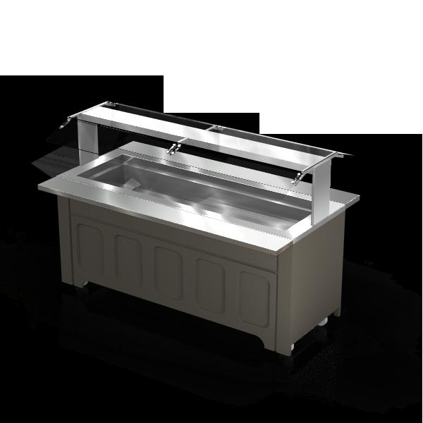 Custom Heating Table