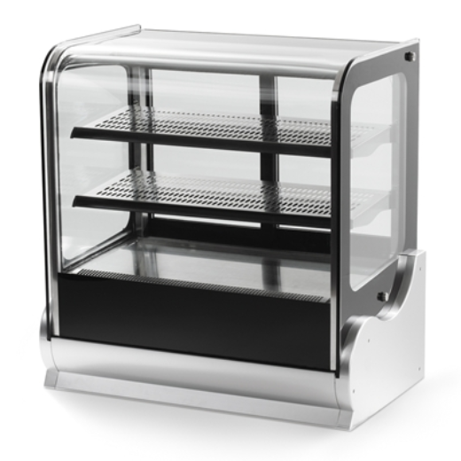 Heated Display of Refrigerated Display for C-Store
