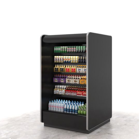 Refrigerated Display Cases for C Stores