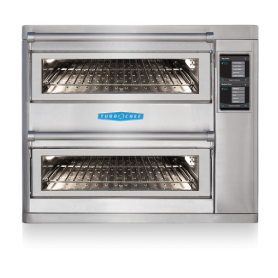 Ventless impingement oven for convenience stores